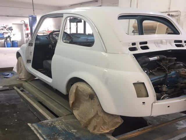 Füller Fiat 500 Giannini