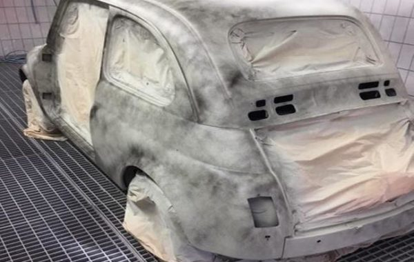 Füllerschliff Fiat 500 Giannini